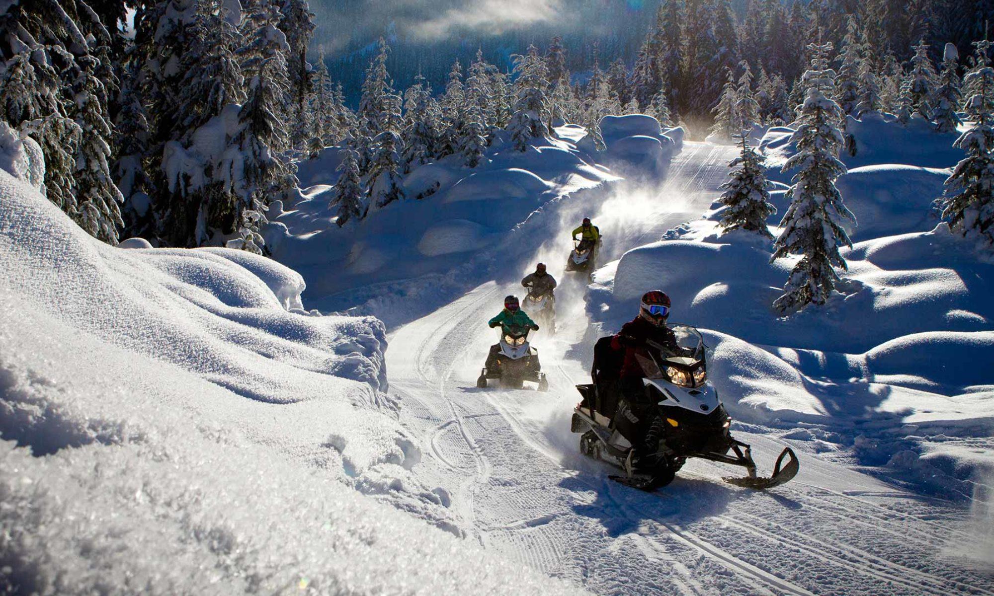 Club de motoneigistes du Saguenay